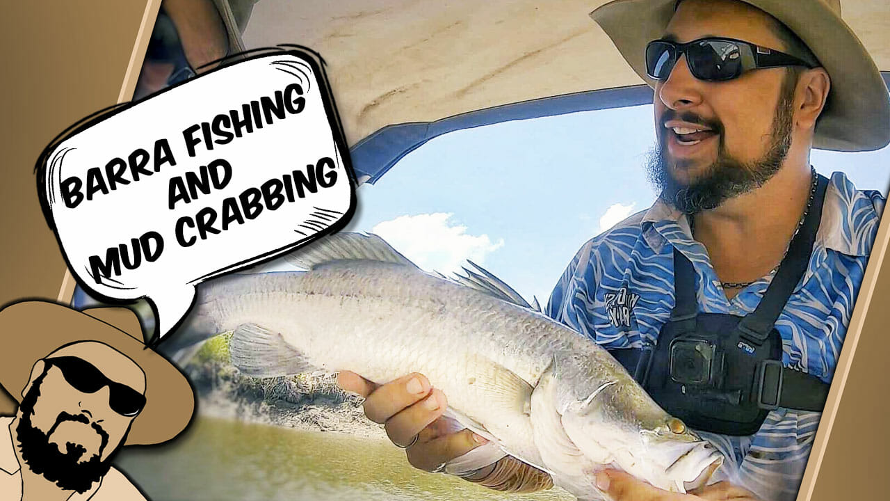Crabbing in Darwin and Barramundi Fishing