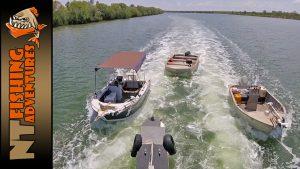 King Ash Bay Borroloola Houseboat Adventure